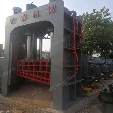 山东德州出售全新设备500吨龙门剪 380000元
