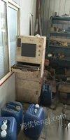 山东青岛厂里搬家三台雕刻机便宜处理