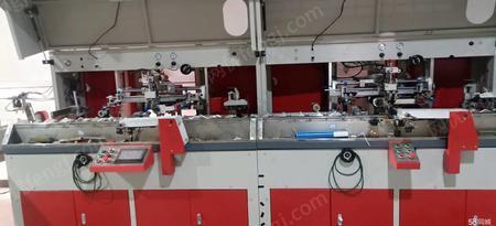 河北廊坊因环保问题出售机械式自动印刷机