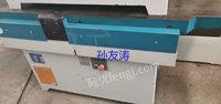 上海出售二手木工设备马氏平刨