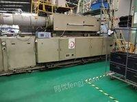 重庆大企业工厂生产中二手日本宇部1800T一台出售