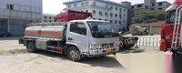 江苏苏州因个人原因转让5顿油罐车9个月车子成色9.9新