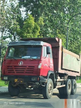 江苏徐州转让个人户,奥龙自卸车后八轮