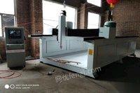 河北沧州工厂搬家,特售泡沫模具雕刻机 70000元