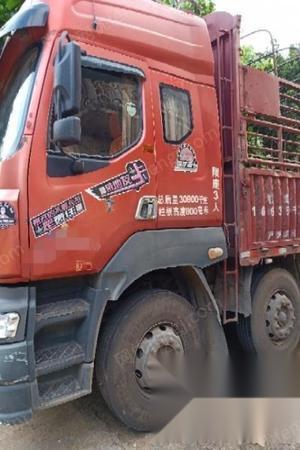 广西南宁转让霸龙货车。 12.68万元