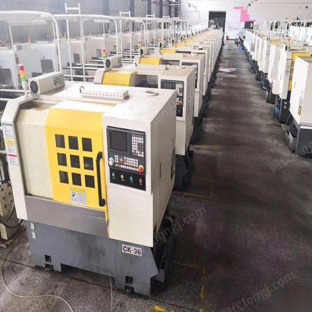 广东东莞出售:二手加工cnc、冲床、注塑机工厂设备