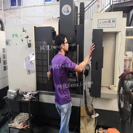 浙江宁波厂家低价转让两台850加工中心菱m70系统 130000元