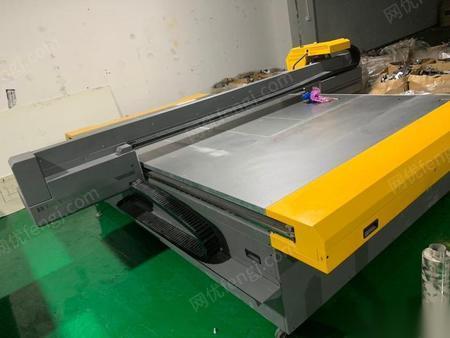 浙江金华二手2030精工平板打印机低价急转 10000元
