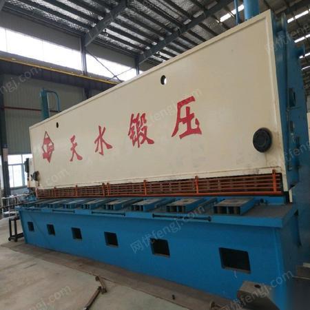 山东青岛天水7米数控剪折板机出售
