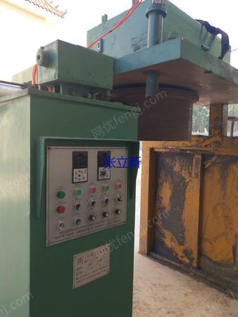 河北沧州出售3台650-10000二手倒立式拉丝机