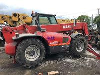出售法国曼尼通(MANITON)MT1340伸缩臂叉车