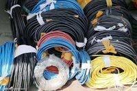 高价回收各种铜铝电缆拆迁电器