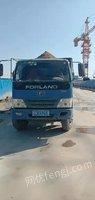 出售2011年蓝牌自卸车,手续保险齐全