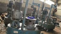 河北沧州出售6台二手链罐拉丝机