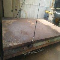 湖南长沙出售:2500/4000焊机平板铸造平台 28000元