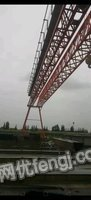 山西太原处理一台80吨跨服40米提梁机