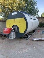 燃油燃氣蒸汽環保鍋爐