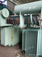 湖南郴州出售1台S11型800千伏安二手高压变压器