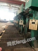 Used 450 five-roll rolling equipment for sale,one three five AGc,two four electric