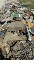 长期回收废钢中废料