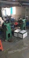 广东东莞出售二手砂带机,水砂机,喷砂机,砂光机