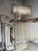 Sale of transformers,one set,2500KVA