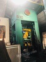 黑龙江牡丹江出售1台二手压力机电议或面议