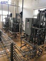低价供应50L不锈钢316L材质生物发酵罐数台,九成新设备