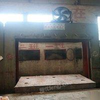 山东临沂建业产预压机两台出售 43000元