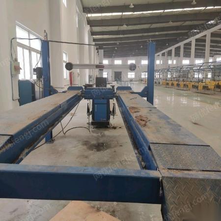 江苏扬州出售八成新激光四轮定位仪 10000元
