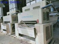 出售二手棉花设备 天鹅96轧花机109型,96型