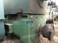Sale of used DC motors,type Z710-820,1250KW,750V