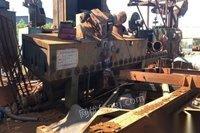 内蒙古包头本公司现有多台小型通过式抛丸机低价出售 125元