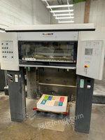 广东广州出售1台CD 74-1二手胶印机电议或面议