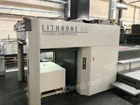 广东广州出售2008 小森 LS-540 + C1台二手胶印机电议或面议