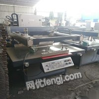 广东珠海便宜处理二手丝网印刷机,二手丝印机,移印机,烤箱,空压机 88元