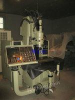 陕西西安出售3台摩尔G18-1000坐标磨