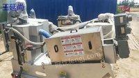 低价处理污泥脱水机,131型号19年生产全新未用叠螺机