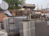 河南商丘求购100台二手变压设备,河南专业回收变压器