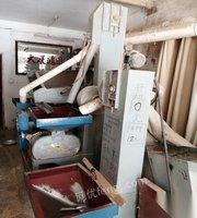 广东河源中型碾米机出售 10000元
