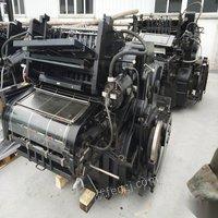 浙江温州海德堡凸版印刷机压痕不干胶改烫金