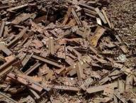 回收废钢铁.废木头