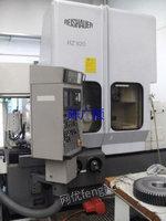 出售二手瑞士莱斯豪尔REISHAUER RZ820数控蜗杆砂轮磨齿机