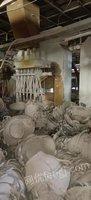 河北石家庄静压机13台600型号淄博产,球磨机11台 ,拆厂的