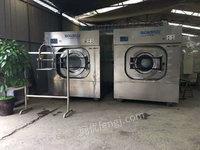 出售二手洗脫機100公斤的1臺