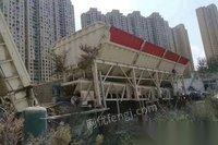 河北沧州转让14年免基础提升斗180.4个200吨片装水泥仓