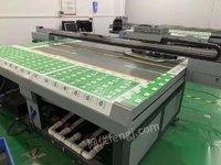 广东东莞2513高清数码喷绘打印机喷头良好 出售 38000元