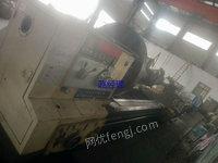 江苏南通出售1台CW61125Lx14二手车床电议或面议