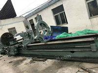 工厂转型低价处理二手5米【星火CW61125E卧式车床】二手卧式车床