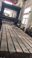 湖北武汉低价出售二手2.6-12米龙门铣床二手龙门铣床